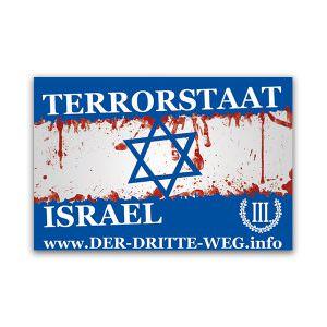 Terrorstaat Israel