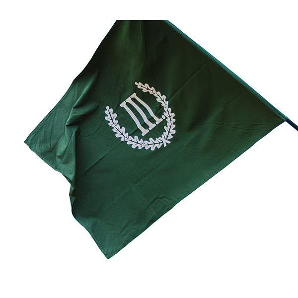 Partei Fahne Der Dritte Weg