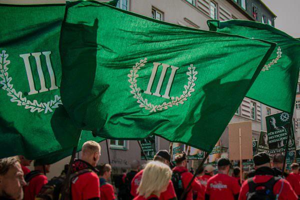Der III. Weg Fahne
