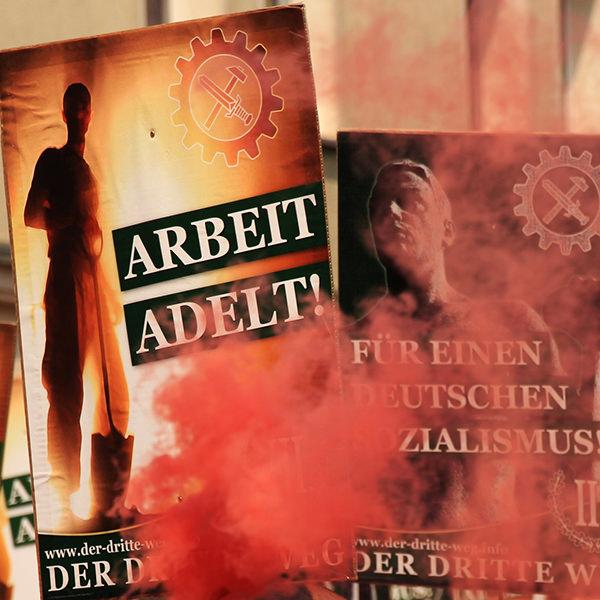 Plakate Der Dritte Weg