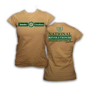 T-Shirt Frauen 1. Mai Arbeiterkampftag