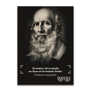 Turnvater Jahn Postkarten Der Dritte Weg