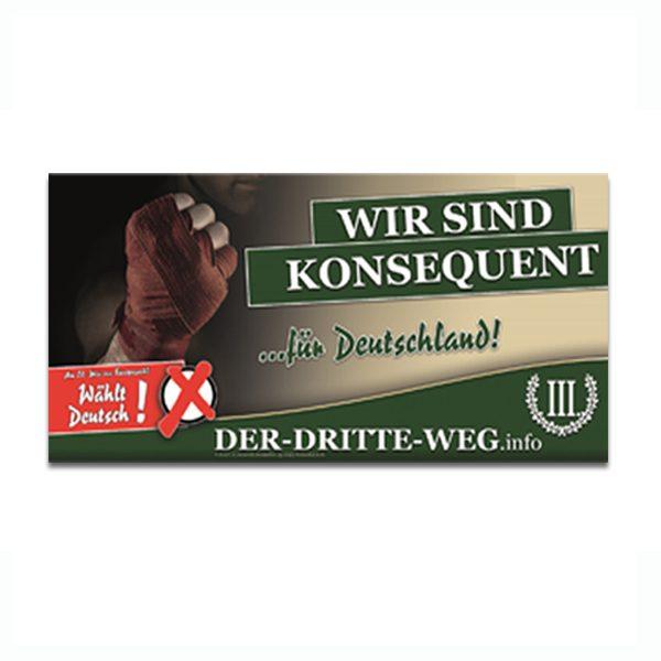Flugblatt Europawahl Der Dritte Weg