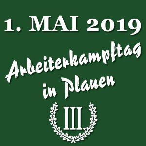 1. Mai - Arbeiterkampftag 2019